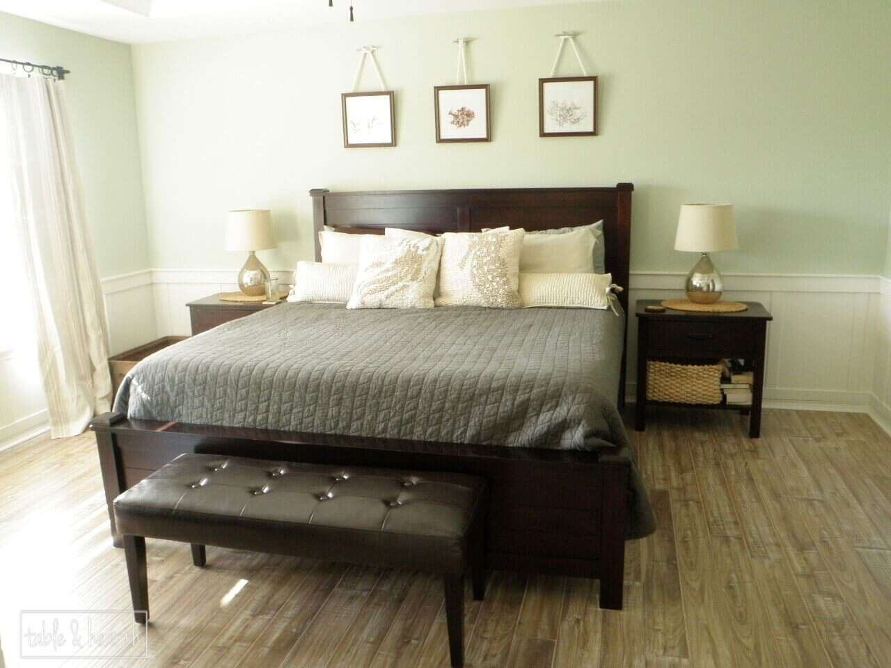 Master bedroom redecorating advice table and hearth for Redecorating bedroom