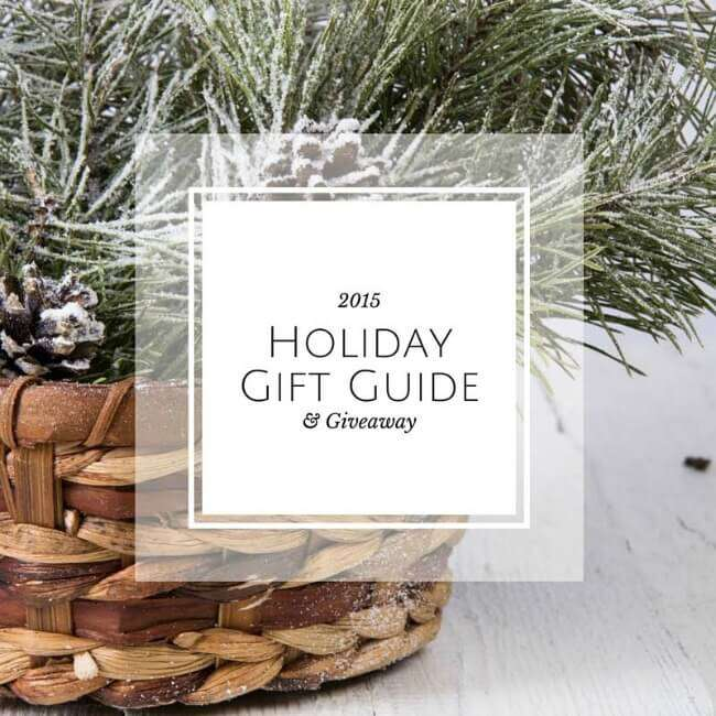 Holiday Gift Guide and Giveaways Blog Hop