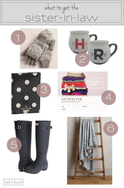 Struggling with what to buy for your in-laws?? Table & Hearth has rounded up some great ideas!