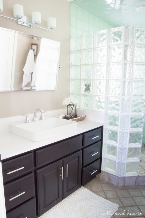 a few glamorous and coastal inspired pieces from the pier 1 bath collection easily transformed - Coastal Bathroom