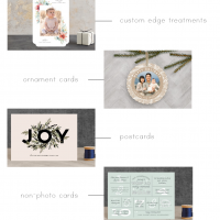 Minted is hands-down THE best place to order holiday cards from, see all the amazing features they offer!