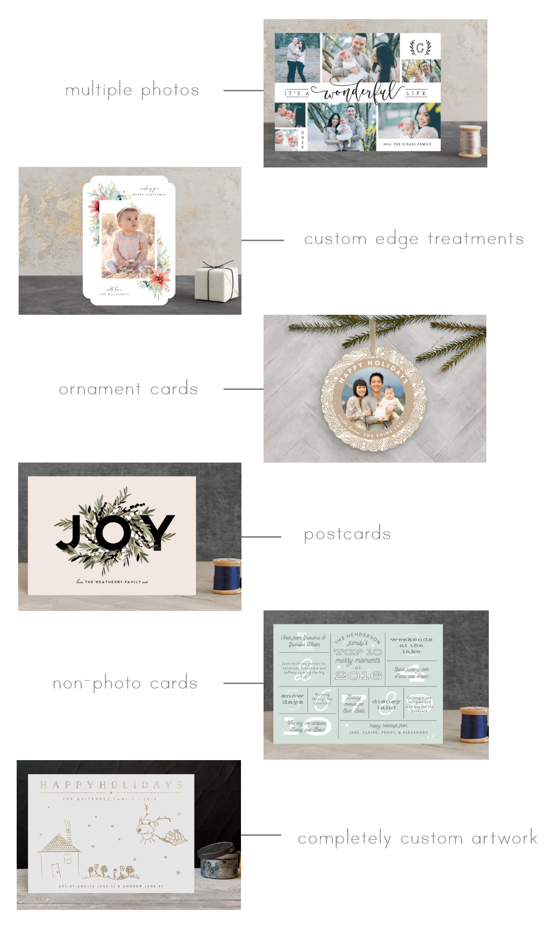 Early Bird Holiday Cards the Easy Way at Minted (and a Giveaway ...