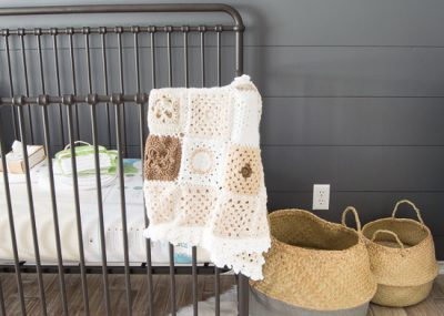 Weathered and Neutral Nursery Update!