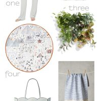 Six of my favorite finds from this month, including stylish bags, comfy pajama pants, and faux succulents!
